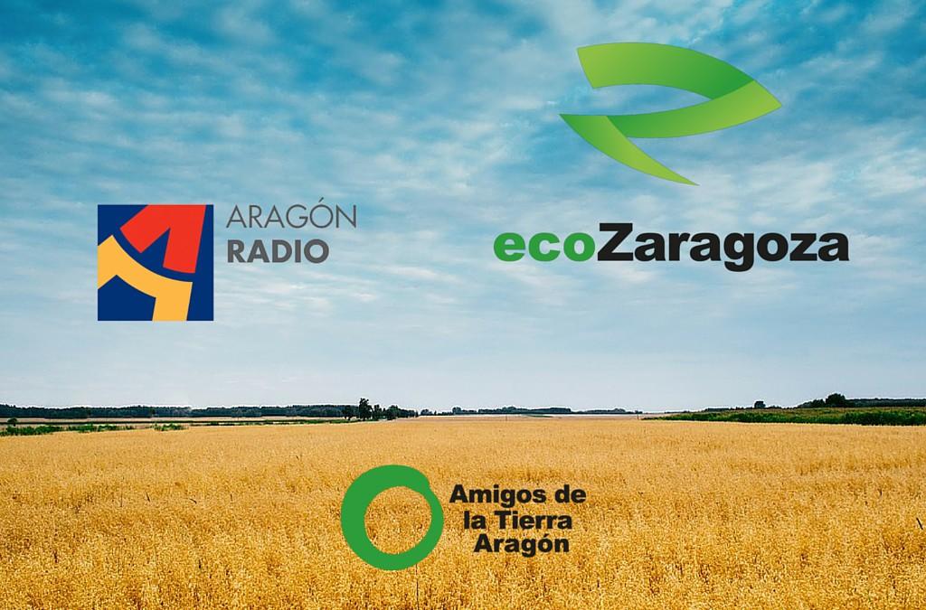 'ecoZaragoza' en el programa de radio 'De Puertas al Campo'