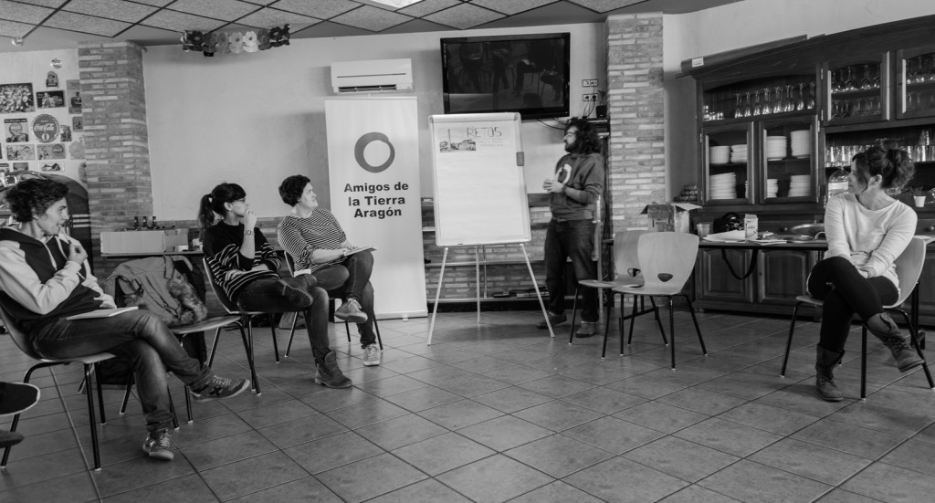 Jornada de participación y desarrollo en el medio rural