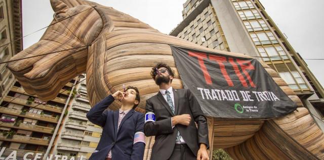 El TTIP y sus consecuencias