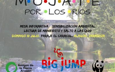 Big Jump 2016: MÓJATE POR LOS RÍOS