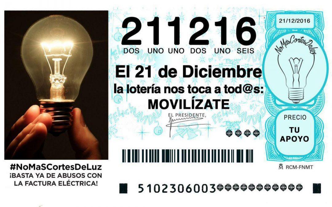Movilizaciones en 40 ciudades contra los cortes de luz