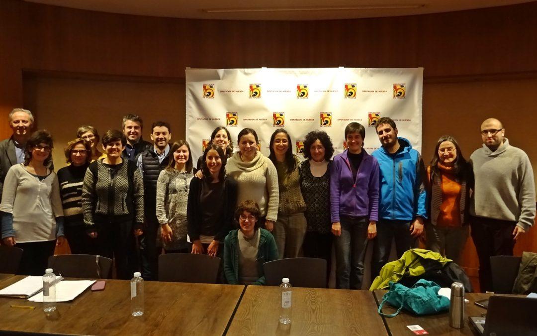 Amigos de la Tierra Aragón participa en un proyecto para dinamizar las iniciativas alimentarias locales en el Pirineo y Somontano Aragonés