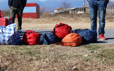 12 MESES EN UN CAMPO DE REFUGIADOS DE GRECIA
